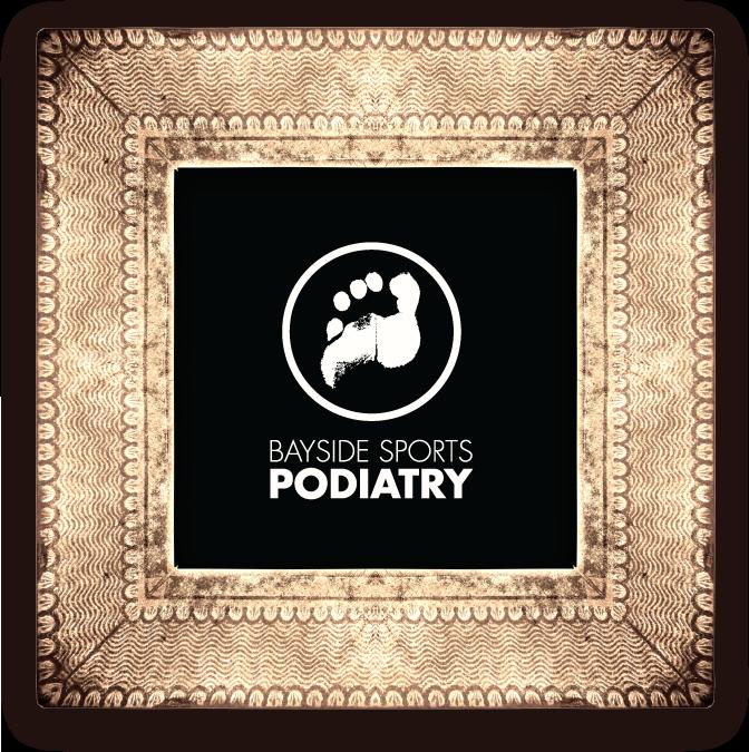 Sports Podiatry Brand Design