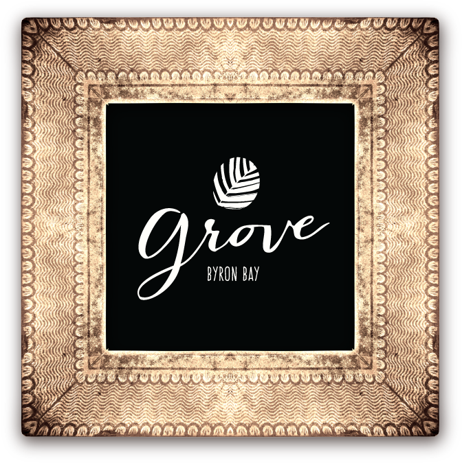 The Grove Byron Bay Brand Design