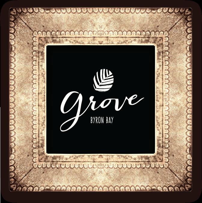 The Grove Byron Bay Brand Design