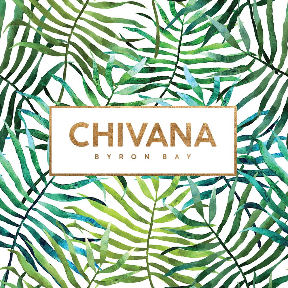 CHIVANA logo design