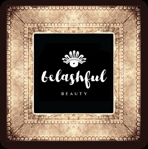 Belashful Beauty Salon Branding