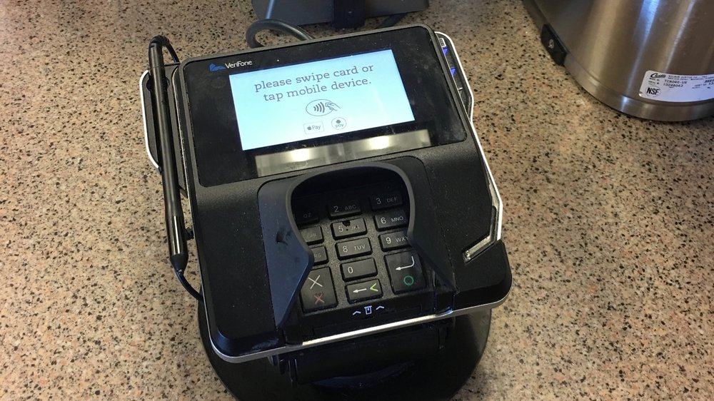 Apple Pay at Chick-Fil-A
