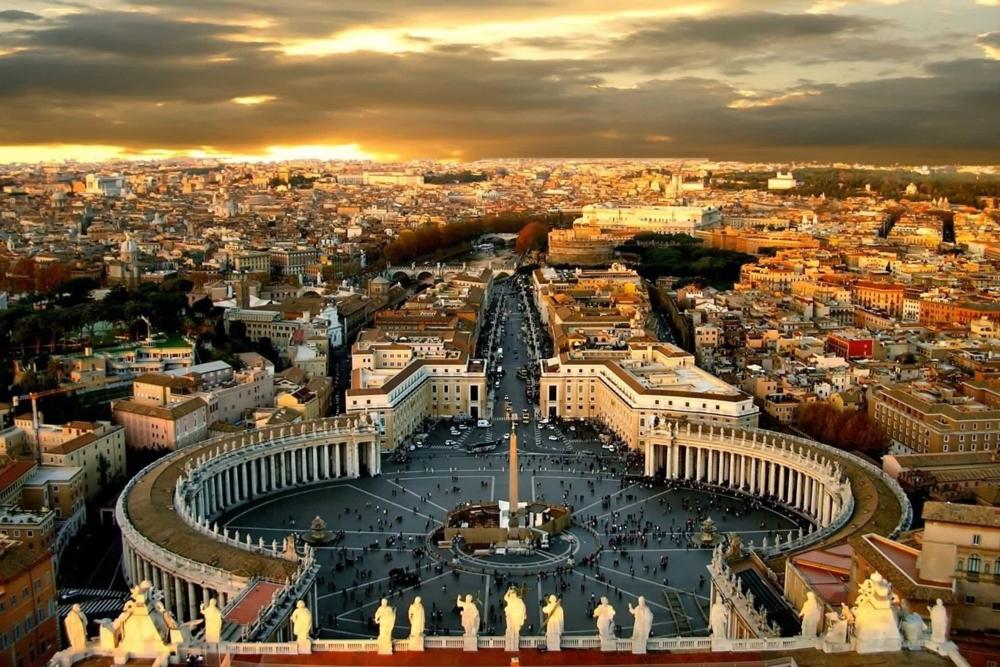 Vatican Square, Vatican City (Rome), Italy
