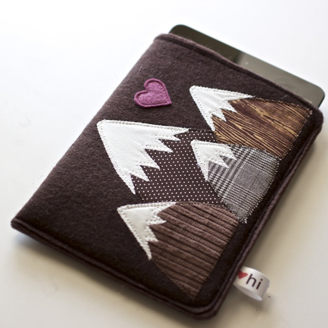 Mountain iPad Cover