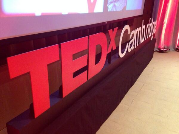 Photo: Todd van Hoosear, TEDxCambridge