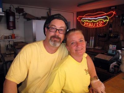 Maui and Liz