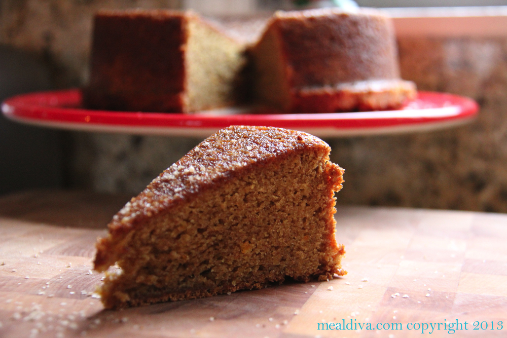 Recipe: Orange-Scented Olive Oil Cake — Hot From The Kettle