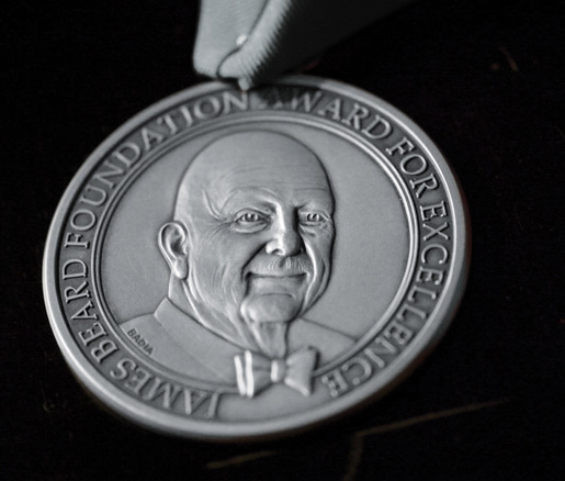 photo courtesy of http://www.jamesbeard.org/
