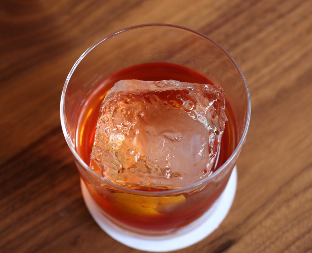 Chris James Old Fashioned
