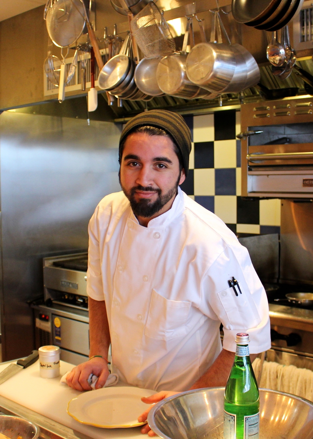 Meny Vaknin, Chef & Owner of Mish Mish