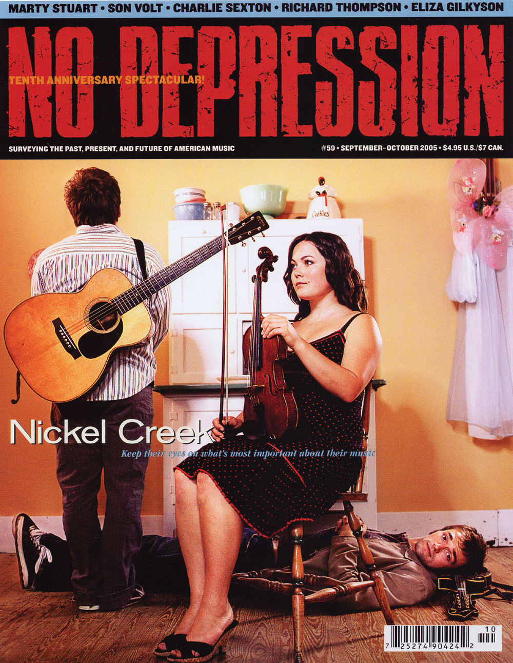 No Depression Magazine