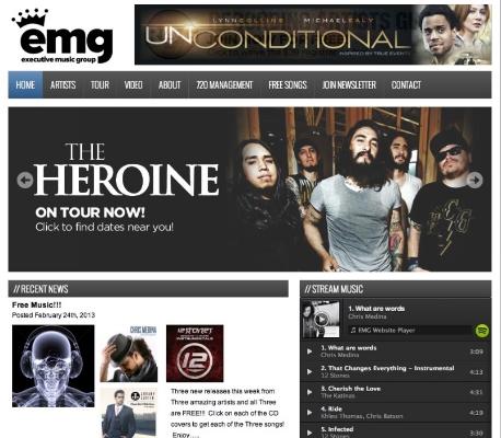 Executive Music Group