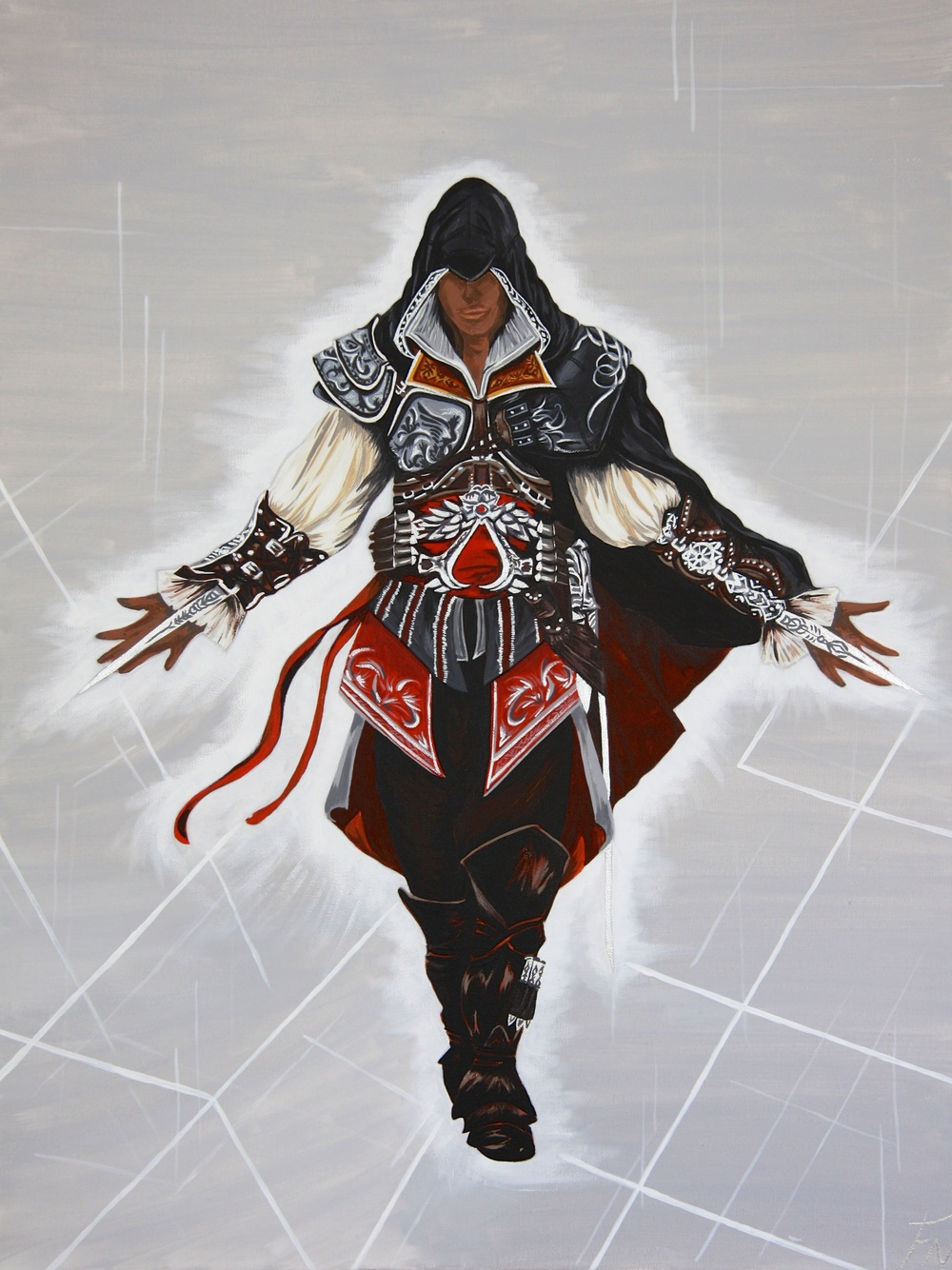 Assassin's Creed 80x60cm Contact Feike for pricing info