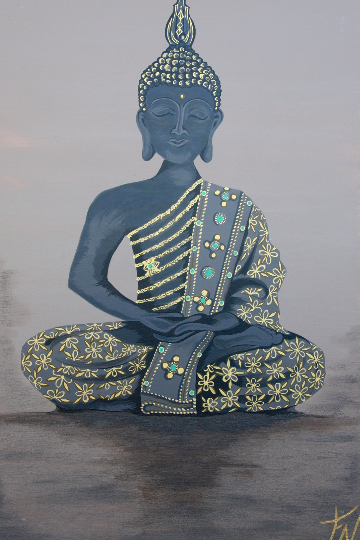 Thai Boeddha Painting