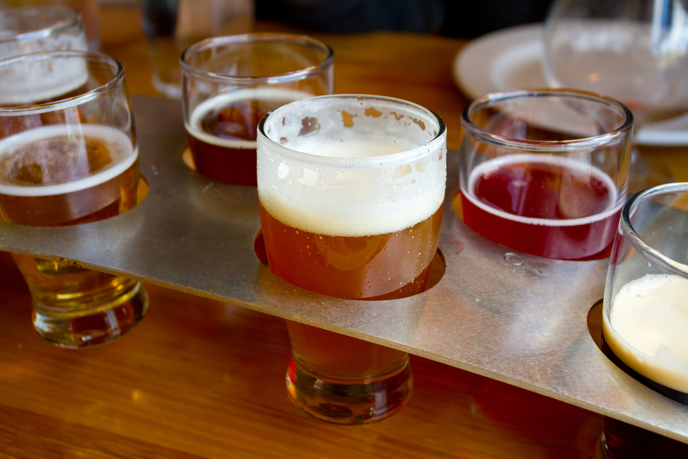 Craft beer has become a popular choice for beer drinkers.
