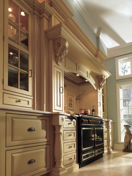 Cabinetry: Plain & Fancy #2