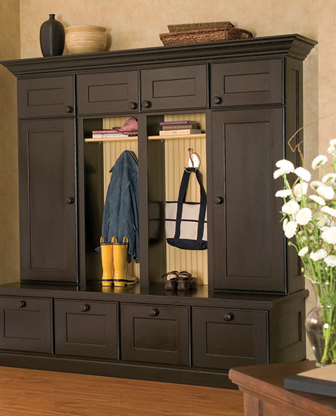 Home office mudrooms splash kitchens baths for Mudroom office