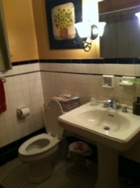 BEFORE BATHROOM