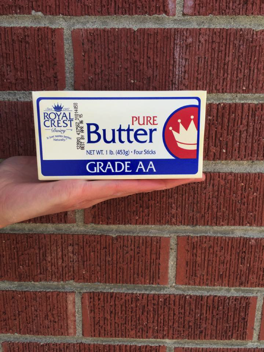 Royal Crest Butter