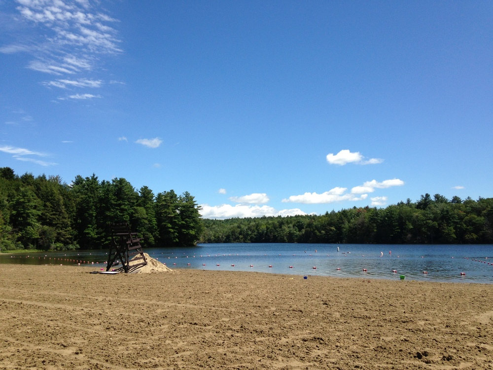 Grafton Lake!