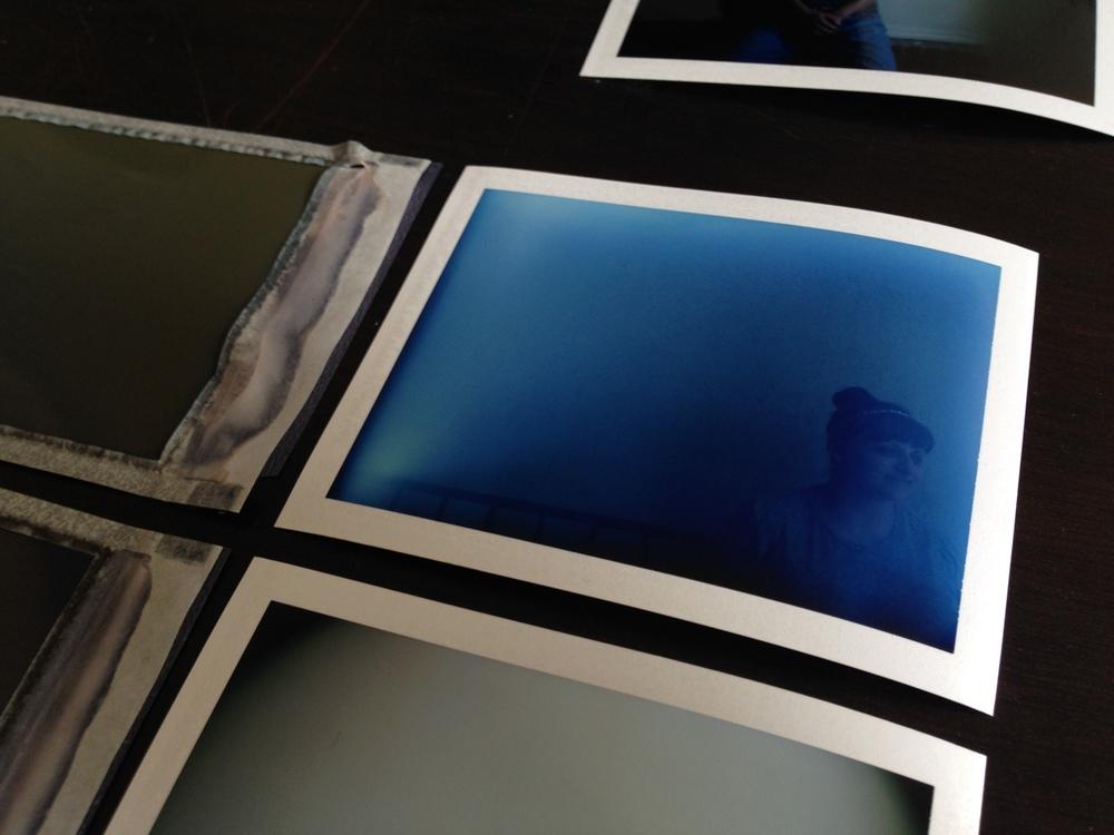 Polaroid by  Matt Granger