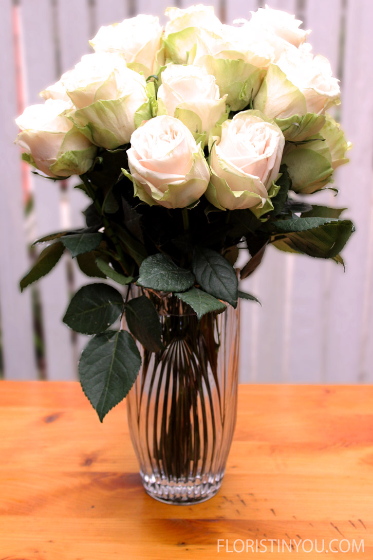 Garden Rose Bouquet for $10