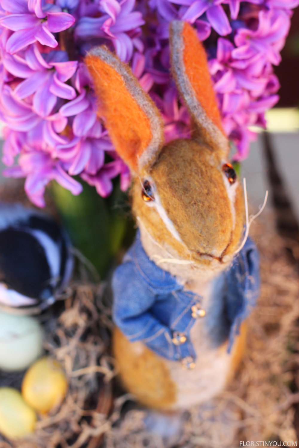 Love the dear Peter Rabbit.