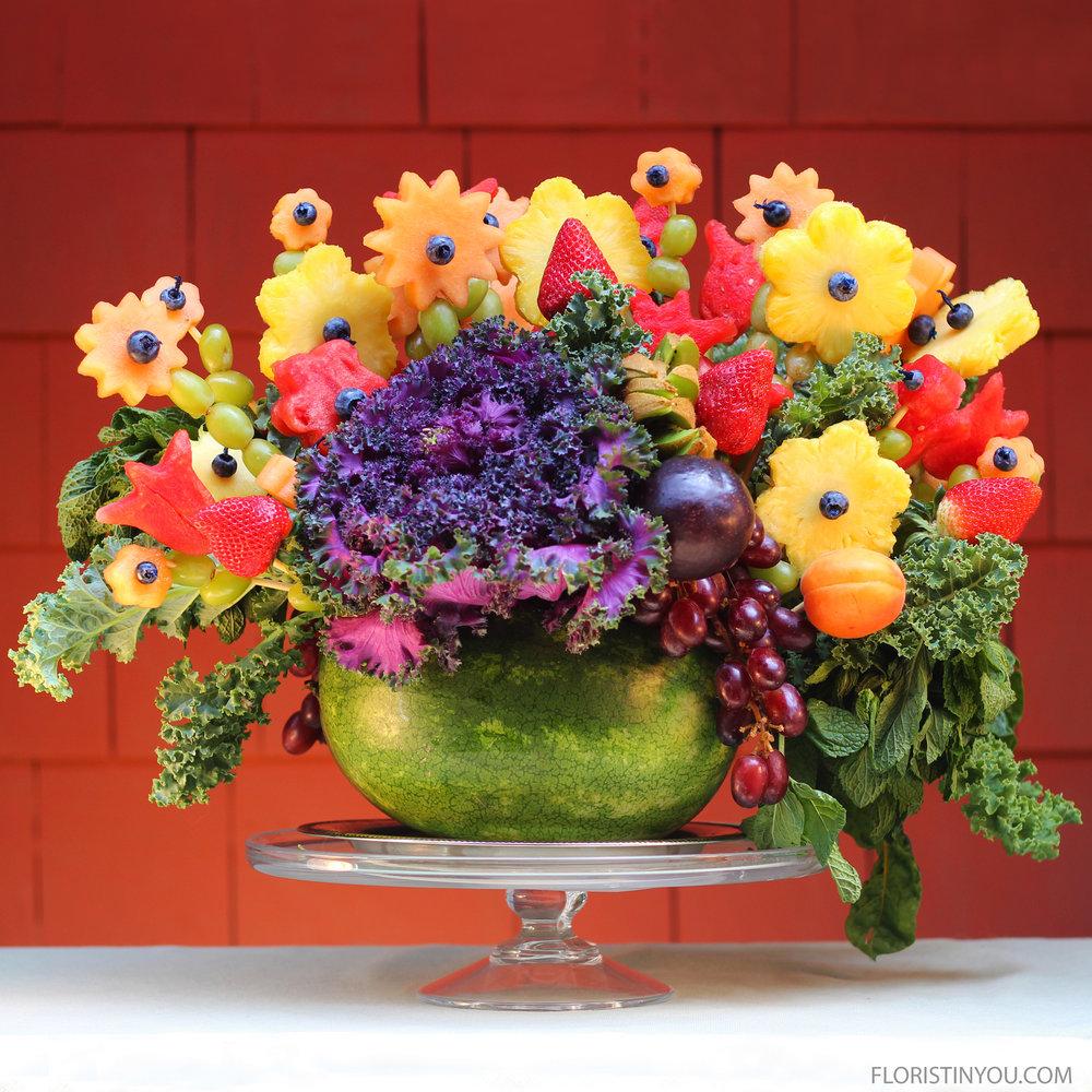 Make an Edible Arrangement