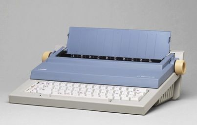 Olivetti Typewriter by Mario Bellini