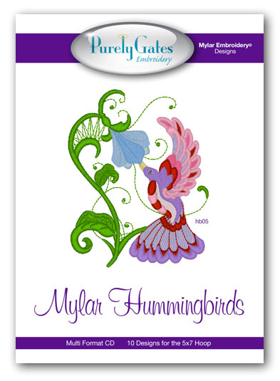 Mylar Hummingbirds