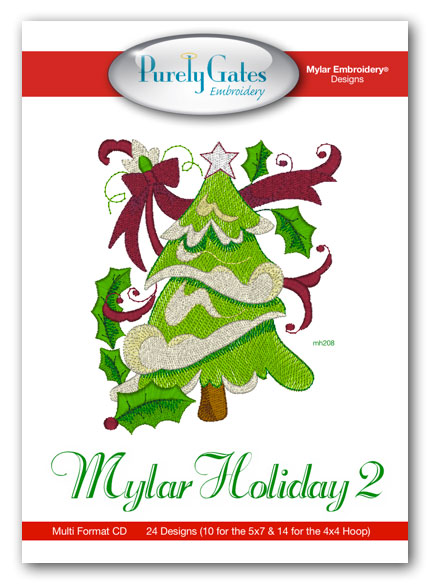 Mylar Holiday 2