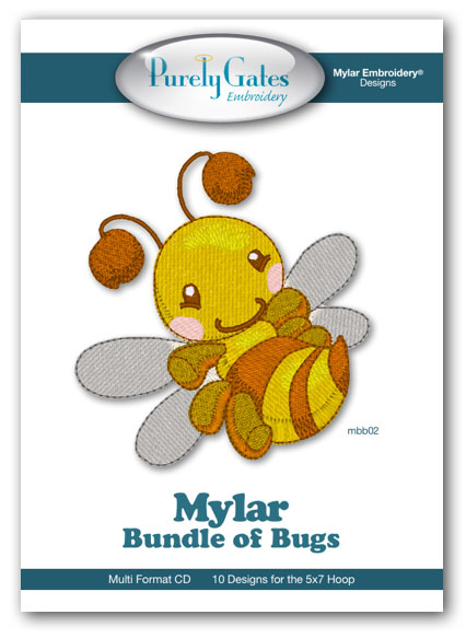 Mylar Bundle of Bugs