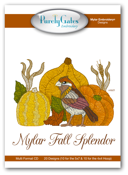 Mylar Fall Splendor
