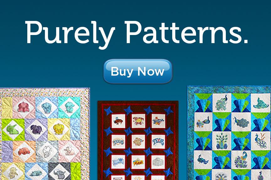 Purely Gates Patterns