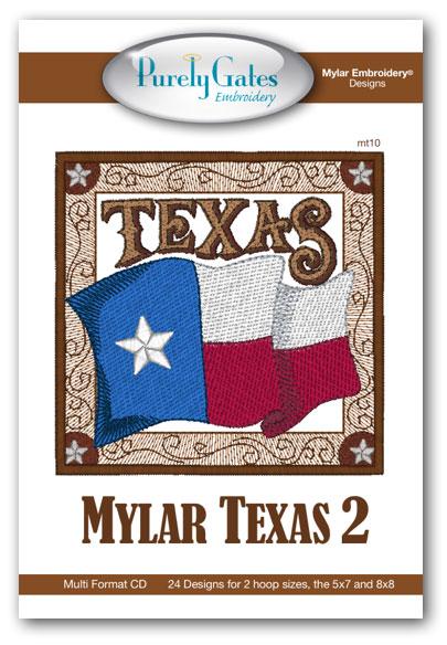 Mylar Texas 2