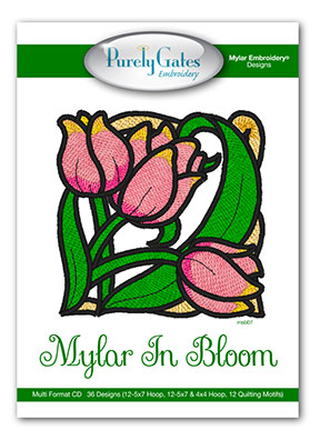 Mylar In Bloom