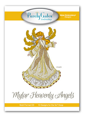 Mylar Heavenly Angels