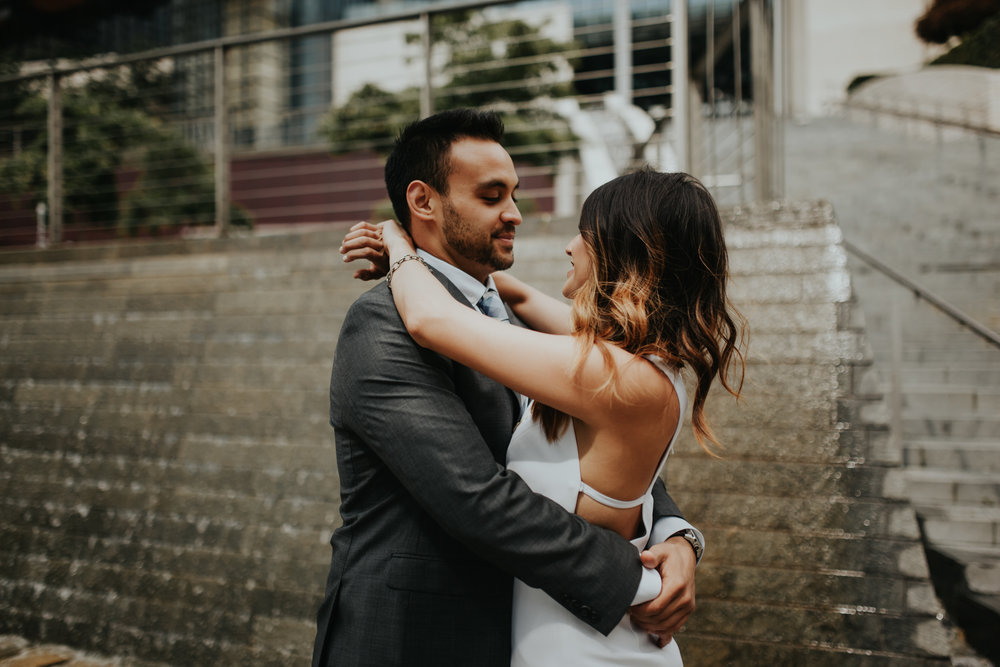 Seattle Courthouse Wedding | Seattle Wedding Photographer