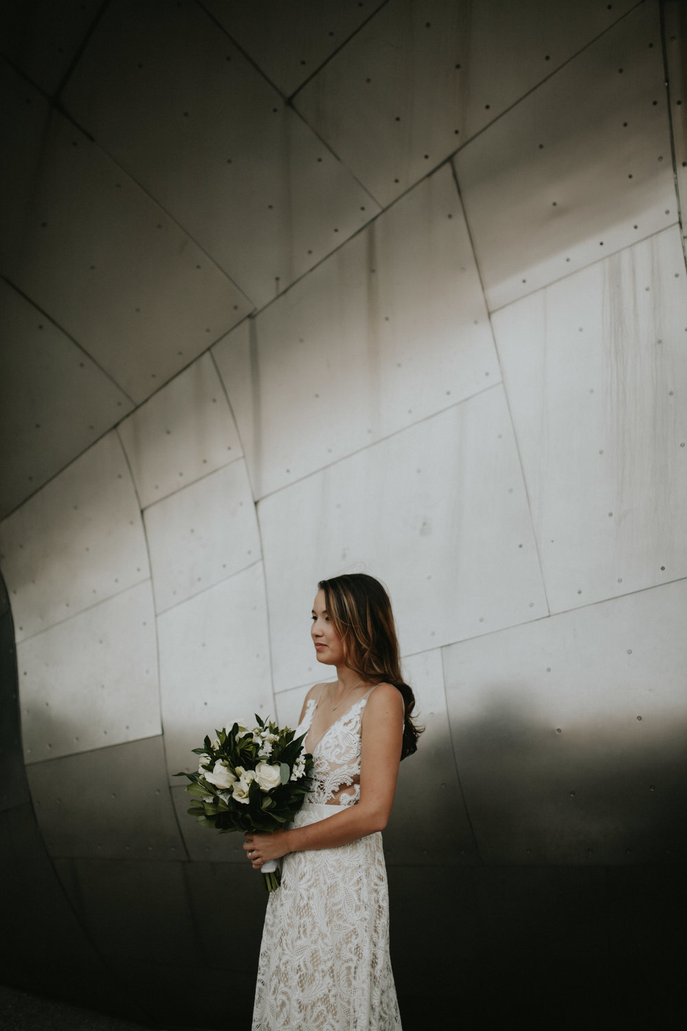 seattle wedding photographer | traveling wedding photographer | small wedding ideas | courthouse wedding seattle