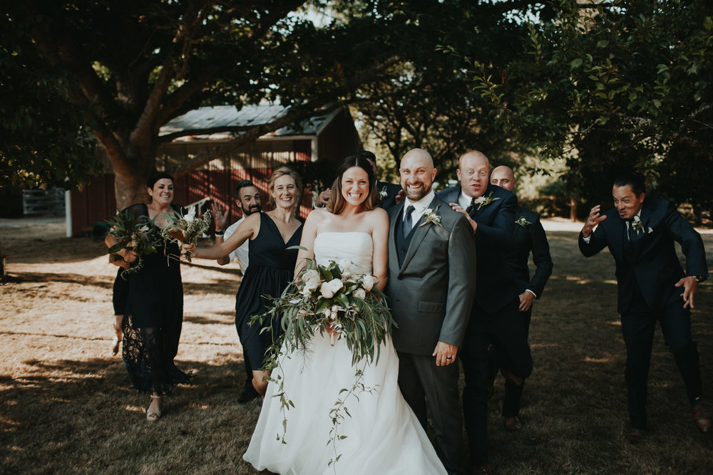 vashon island | wedding photographer | olympia wa | wedding inspiration | small wedding ideas | wedding group photos