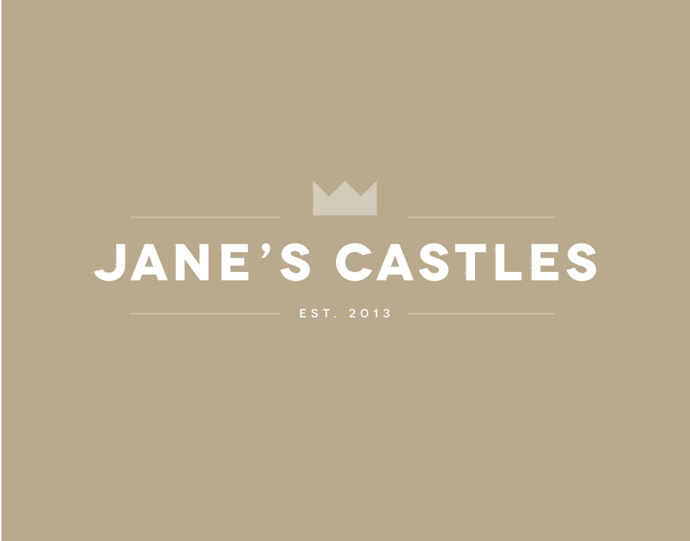 Jane's Castles (2012) - In Progress Online magazine spotlighting women who make a positive difference in the world, and look good doing it.  Click on the image to see more. Tags: brand identity, web design