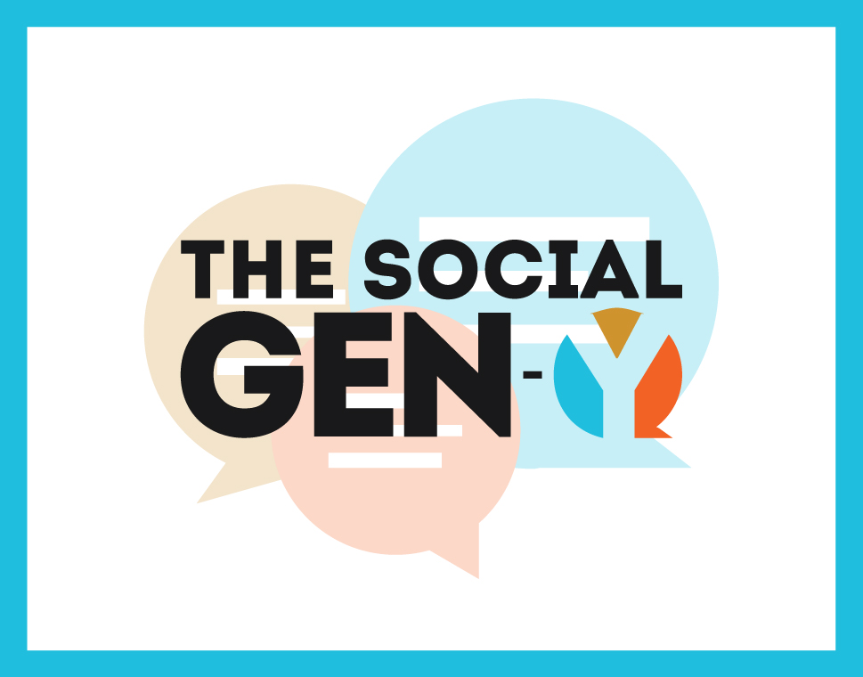 The Social Gen Y (2013) Creatives & web design for the OC based social media marketing company, The Social Gen Y founded by Nazir Akil.  Tell us, Is your business ready for Generation Y?  Click on the image to see more. Tags: brand identity, web design, print design