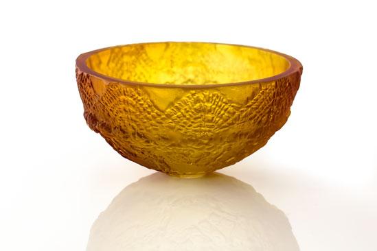 'Traditions' Series - Kiln Cast Glass