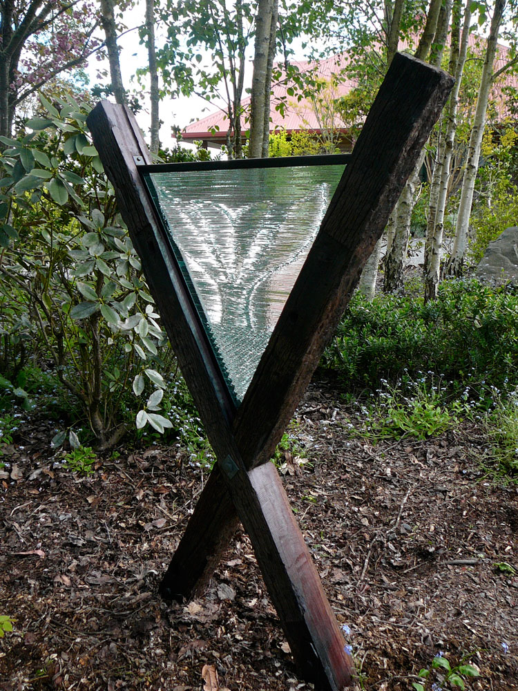 'Essence of Nature' -  Laminated Float Glass