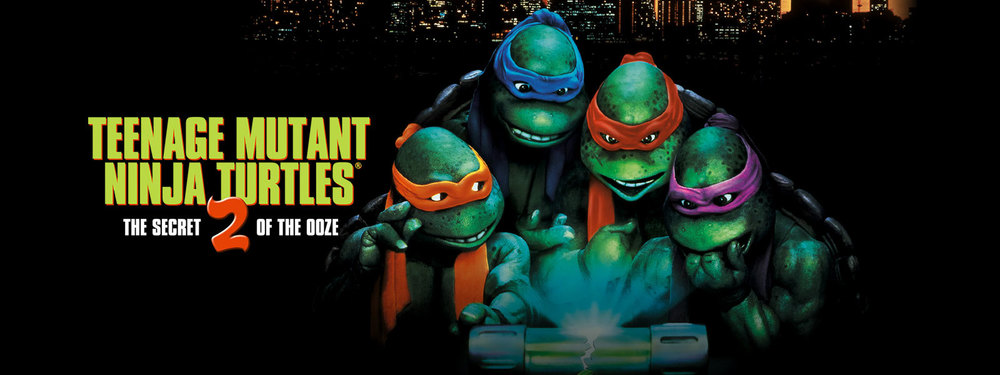TMNT II: The Secret of the Ooze