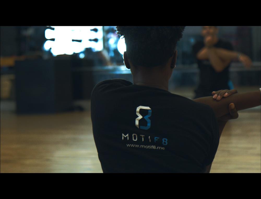 Teesha and MOTIF8 T-shirt.jpg