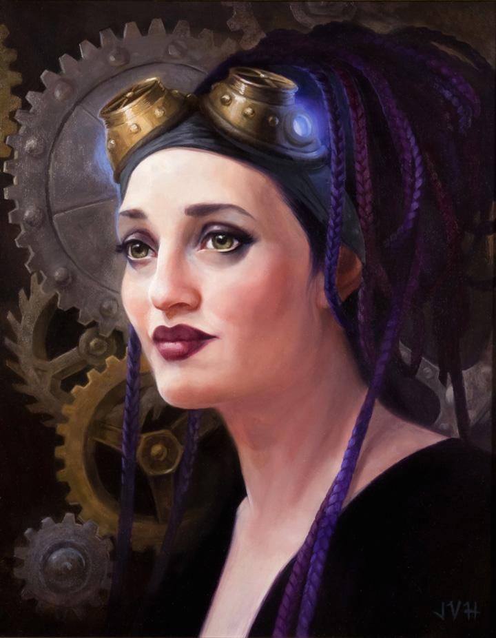 Purple Tara, $1350