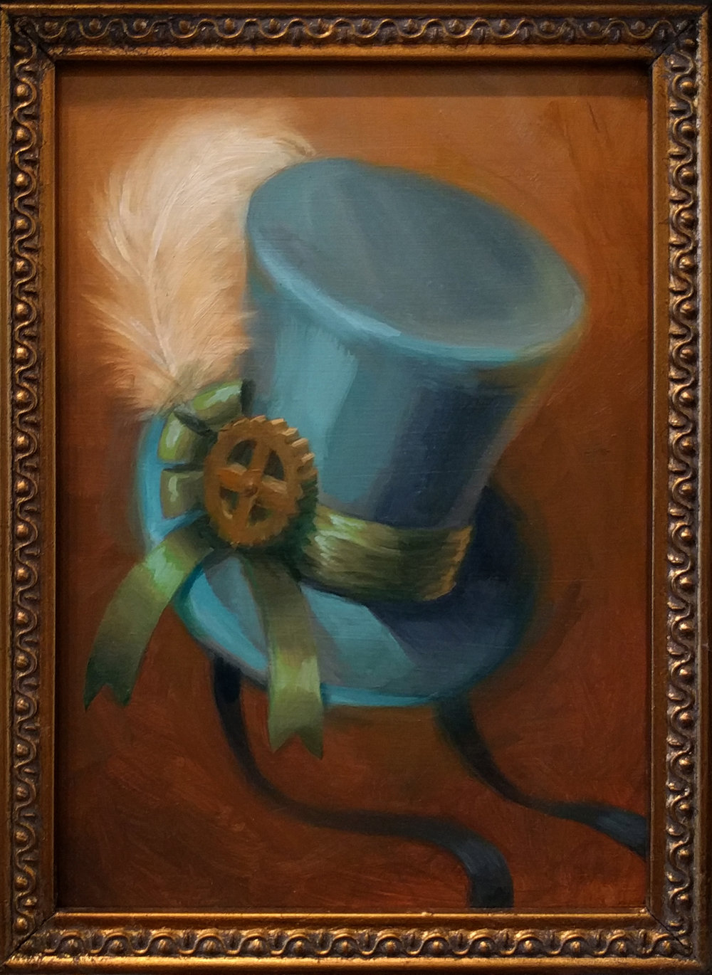 Top Hat: Teal