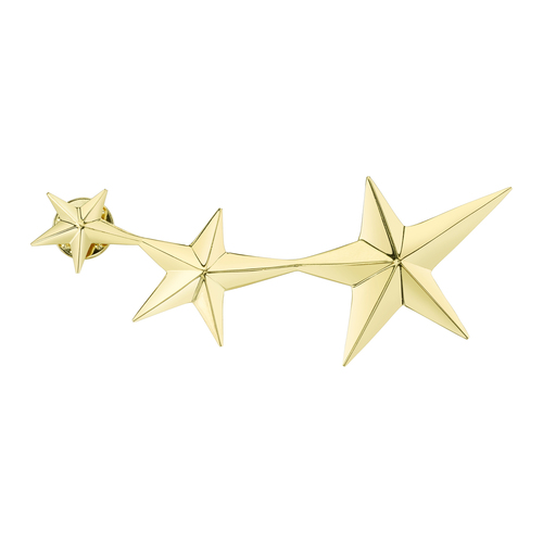 aa1599f449c5 Triple Shooting Star Tie Pin — The MiA (Made in America) Project