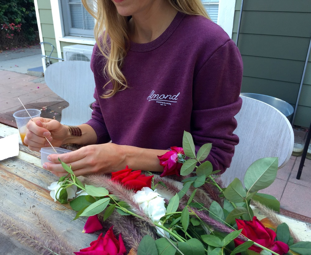 An MiA favorite, Almond Designs + Surfboards sweatshirts ( mens  and  womens ) are like a cocoon you never want to leave